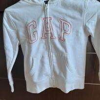 Casaco Gap com capuz - 6 anos - Gap Kids