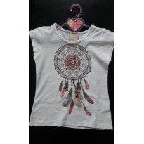 Camiseta - 6 anos - Malwee