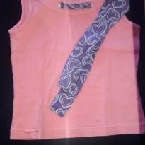 Camiseta - 4 anos - Alphabeto