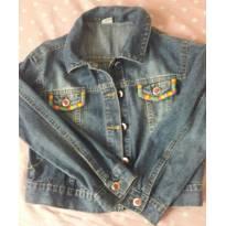 Jaquetinha jeans - 6 anos - Fuzarka