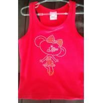 Camiseta Lilica - 8 anos - Lilica Ripilica