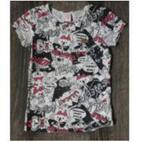 Camiseta estampada Lilica - 8 anos - Lilica Ripilica