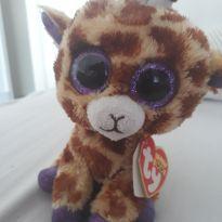 Pelúcia Beanie Boos Ty Girafa -  - Ty