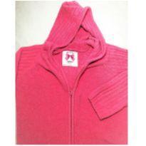 Blusa de frio rosa infantil Fuzarka Lojas Renner - 12 anos - Renner