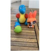Kit com 3 brinquedos -  - Bright Starts