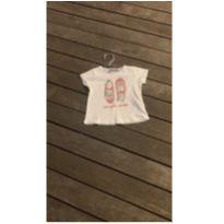 Camiseta infantil Zara