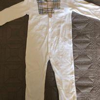 Macacão para Meninos Burberry - 18 meses - Burberry