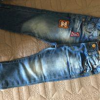 Calças Jeans - 18 a 24 meses - Zara Baby