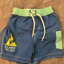 Shorts Cargo praia/piscina - 18 a 24 meses - Baby Gap