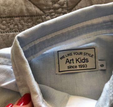 Camisa Listrada - 18 a 24 meses - art Kids