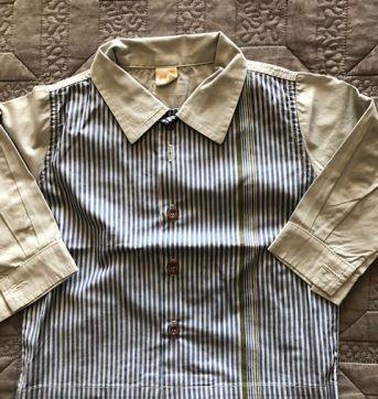 Camisa Listrada Green - 24 a 36 meses - Green