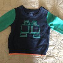Cardigan - 9 a 12 meses - Zara Baby