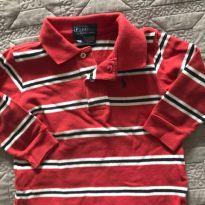 Camiseta Listra Polo by Ralph Lauren - 18 meses - Polo by Ralph Lauren (Replica)
