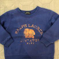 Moletom Ralph Lauren - 2 anos - Polo by Ralph Lauren (Replica)