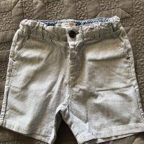 Shorts listrado Zara - 18 a 24 meses - Zara Baby