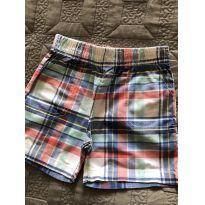 Shorts c/ elástico no cos Carter's - 2 anos - Carter`s