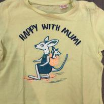Camiseta estampada - 18 a 24 meses - Zara Baby