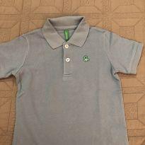 Camiseta Polo Benetton - 2 anos - Benetton Baby