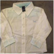 Camisa degradê - 12 a 18 meses - Hering Kids