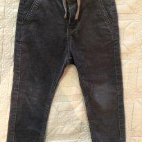 Calça de veludo Zara - 4 anos - Zara
