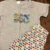 Pijama Disney - 24 a 36 meses - Disney