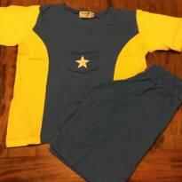 Pijama minions - 5 anos - Fábrica de Sonhos
