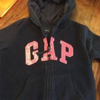Moletom em fleece - 10 anos - GAP