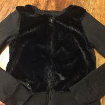 Jaqueta peludinha - 10 anos - Rovitex