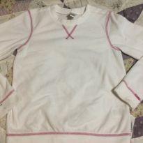 Blusa em fleece - 10 anos - Quechua