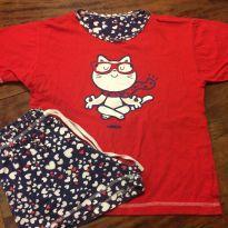Pijama - 6 anos - Sem marca