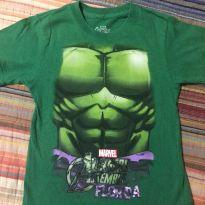 Camiseta Hulk - 5 anos - Avengers