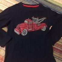 Camiseta Gap - 4 anos - Baby Gap