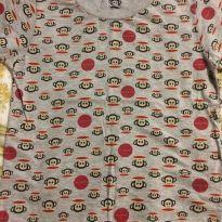 Camiseta Paul Frank - 4 anos - Paul Frank