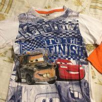 Camiseta carros - 4 anos - Sem marca