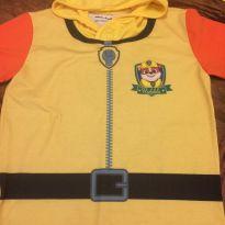 Camiseta Patrulha Canina - 5 anos - nickelodeon