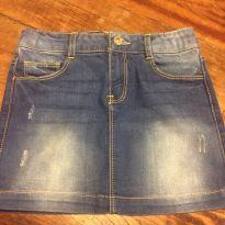 Saia jeans Zara - 8 anos - Zara