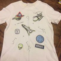 Camiseta Carters - 5 anos - Carter`s