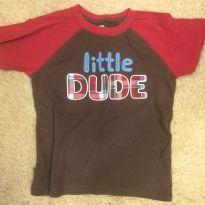 Camiseta Gymboree - - 4 anos - Gymboree