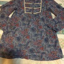Vestido boho Zara - 10 anos - Zara