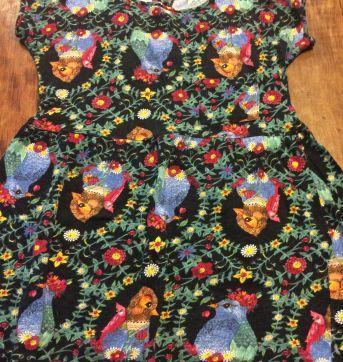 Batinha ou vestido fábula - 8 anos - Fábula