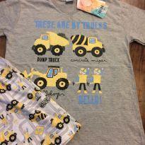 Pijama fakini (novo) - 8 anos - Fakini