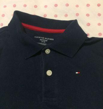 Polo Tommy - 5 anos - Tommy Hilfiger
