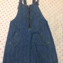 Jardineira jeans - 10 anos - Zara