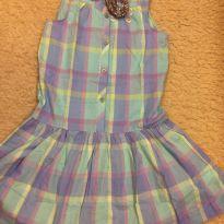 Vestido com cinto - 12 anos - Marisol