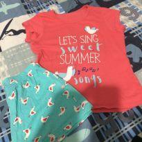 Pijama Hering - 10 anos - Hering Kids