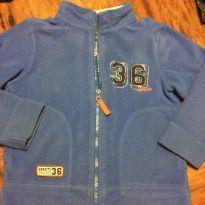 Blusão em fleece - 4 anos - Carter`s