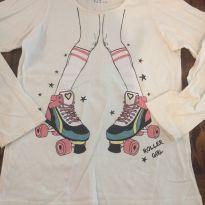 Roller blusinha - 12 anos - Palomino