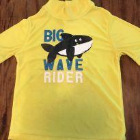 Camiseta de praia Carter's - 2 anos - Carter`s