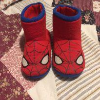 Pantufa homem aranha - 29 - Sem marca