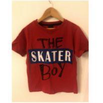Cam Skater Boy - 7 anos - marisa